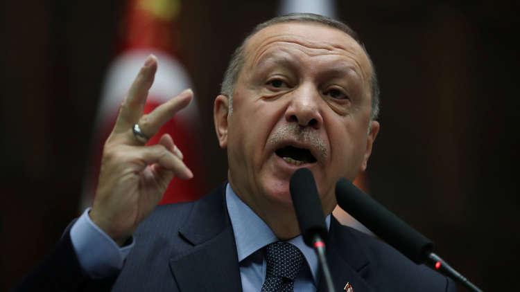 أردوغان: الراقصون مع الإرهابيين سيندمون يوم لا ينفع الندم