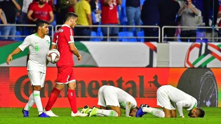 الأخضر السعودي سادس المتأهلين إلى دور الـ 16 لكأس آسيا 2019 (فيديو)
