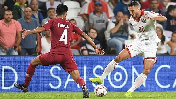 كأس آسيا.. أنباء متضاربة عن حالة جرادي مع المنتخب اللبناني