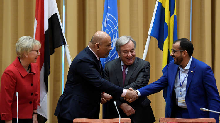 الأردن يدرس طلبا أمميا لاحتضان المباحثات بين الحكومة اليمنية والحوثيين