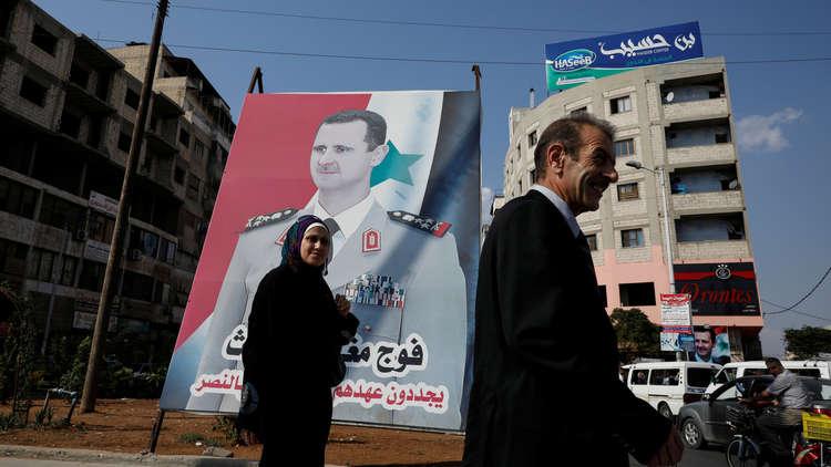 الأمريكيون يمكنهم تجاهل بقاء الأسد لكن ملك الأردن لا يمكنه ذلك