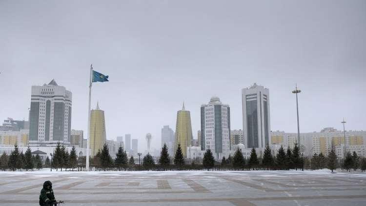 كازاخستان: اعتقال خلية من الأجانب تابعة لـ