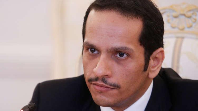 قطر: نعارض عودة سوريا إلى جامعة الدول العربية