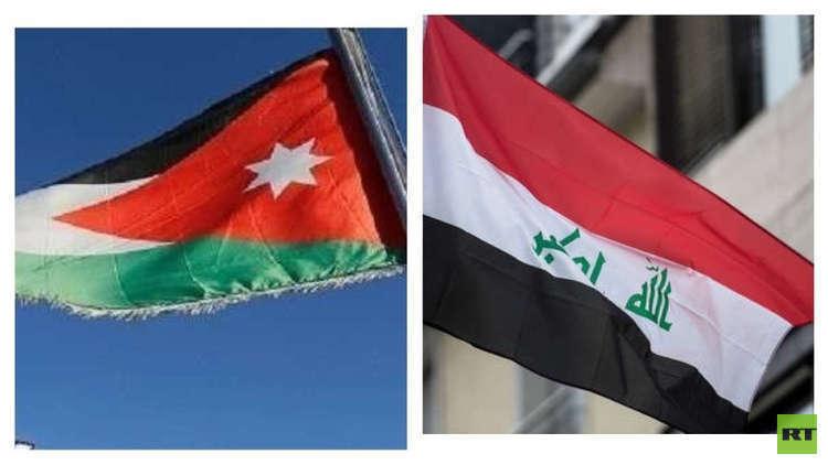 ملك الأردن يصل بغداد في زيارة رسمية