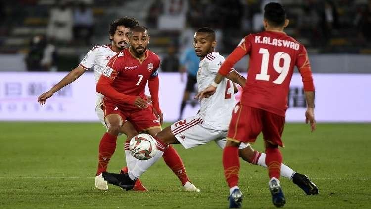 كأس آسيا.. الإمارات تبحث عن الصدارة ومواجهة مصيرية للبحرين