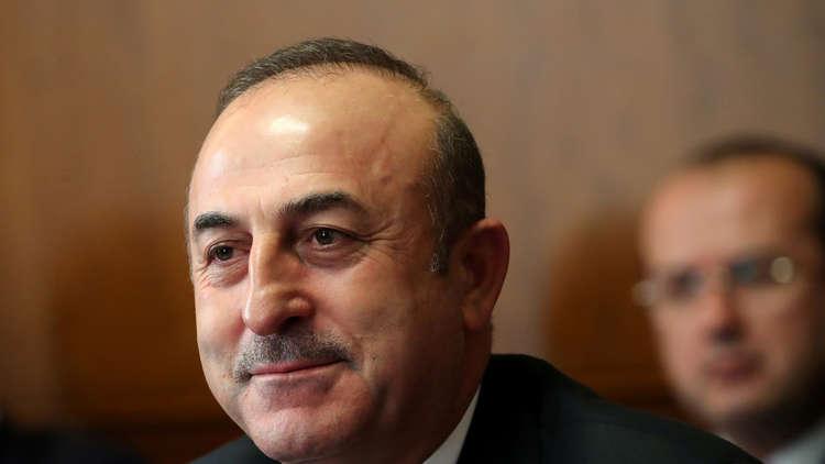وزير خارجية تركيا: الشركاء الاستراتيجيون لا يتحدثون عبر مواقع التواصل وتصريح ترامب خاطئ