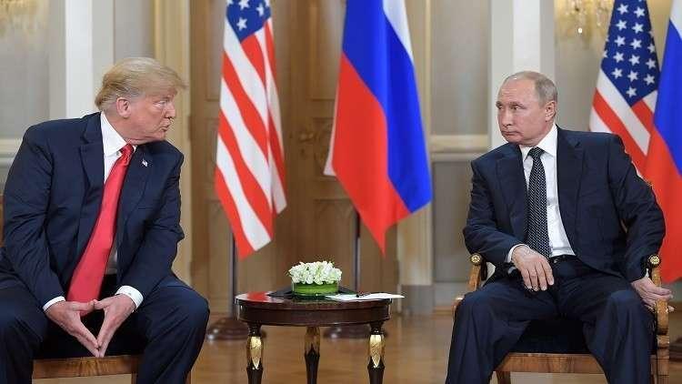 محادثات بوتين وترامب تقلق الديمقراطيين