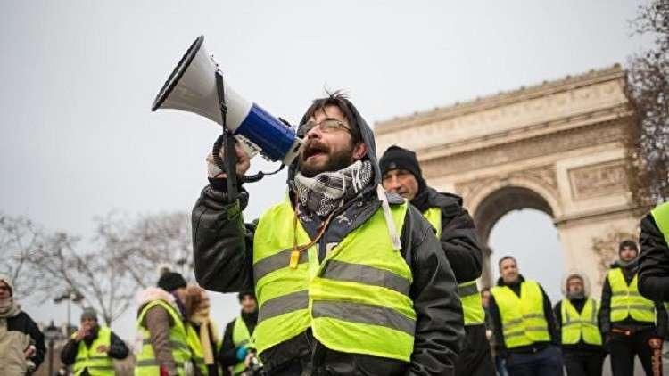 احتجاجات جديدة: