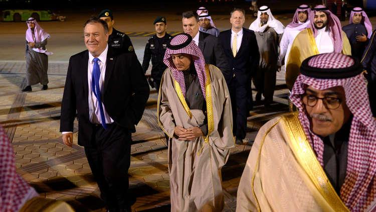 وزير الخارجية الأمريكي يبحث مع قادة السعودية قضية الناشطات المحتجزات