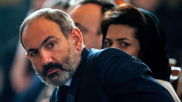 بوتين يهنئ باشينيان بتعيينه رئيسا لوزراء أرمينيا