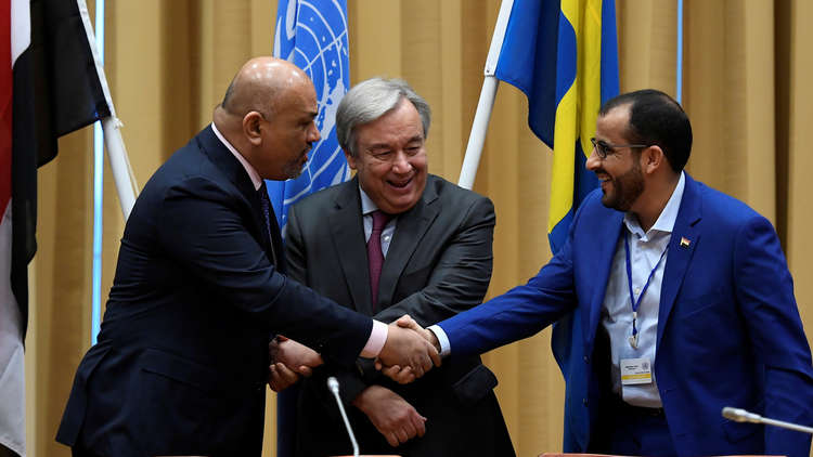 وفد حوثي في طريقه إلى الأردن لبحث مسألة تبادل الأسرى مع الحكومة اليمنية