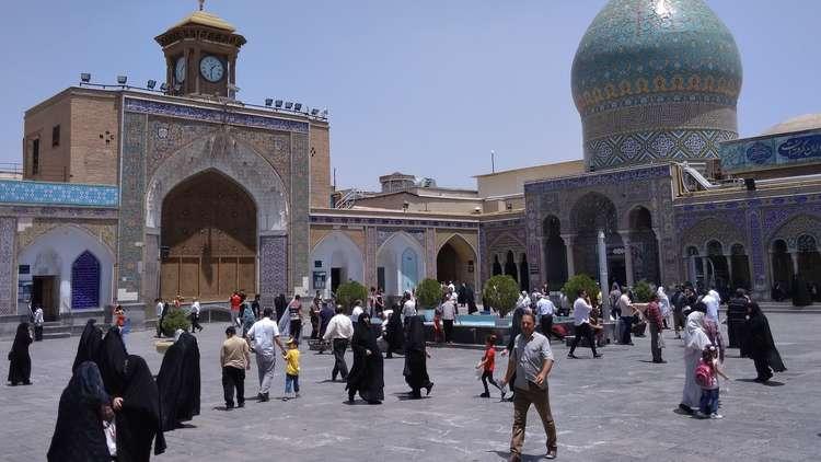 روسيا وإيران تتجهان نحو إلغاء تأشيرات الدخول للمجموعات السياحية