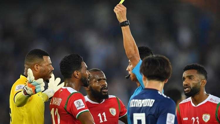 استبعاد الحكم الماليزي بن يعقوب من بطولة كأس آسيا