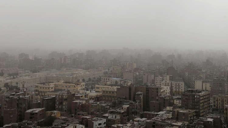 مصر تحذر مواطنيها من سوء أحوال الطقس