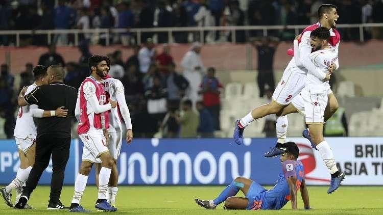 شاهد.. هدف قاتل يقود البحرين إلى ثمن نهائي كأس آسيا