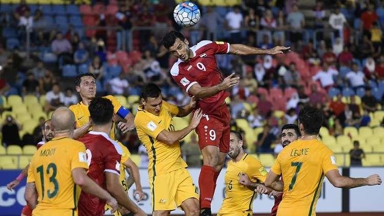 سوريا أمام الفرصة الأخيرة في مواجهة أستراليا.. وفلسطين لتأهل تاريخي من بوابة الأردن