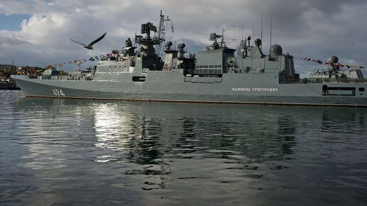 قائدة الأسطول الأمريكي السادس تشيد بمهنية واحترافية الجيش الروسي