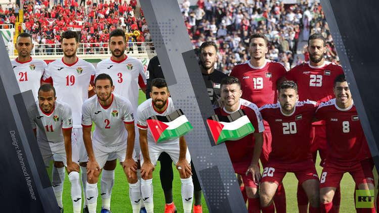 فلسطين تبقي على آمالها الآسيوية بالتعادل مع الأردن
