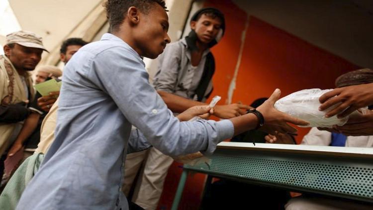 الأمم المتحدة تسلم الأغذية لأكثر من 9.5 مليون شخص في اليمن