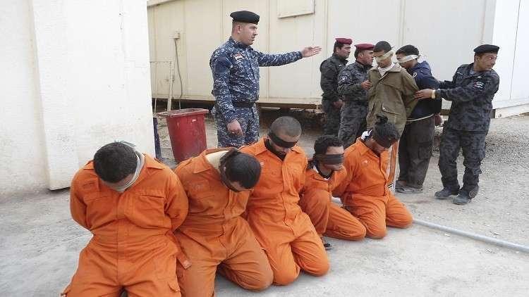 المؤبد بحق مدان بتوزيع الأموال على عوائل داعش في العراق