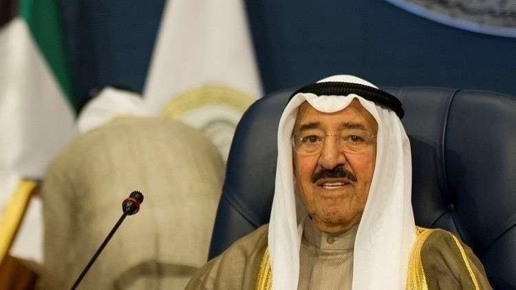 وفد عسكري تركي يزور أمير الكويت في قصره (بالصور)