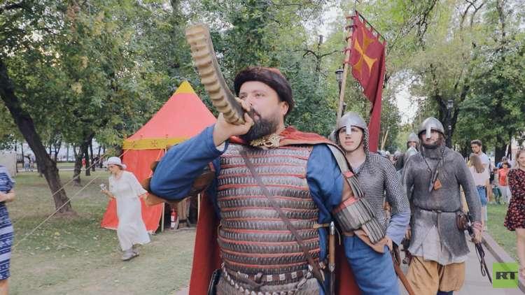 اكتشاف متواصل للآثار العربية في المدن الروسية القديمة