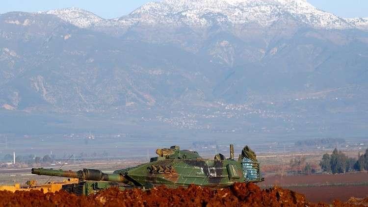 مسح للأناضول يكشف عن مدن وبلدات شمال سوريا تعتزم تركيا إدراجها في المنطقة الآمنة