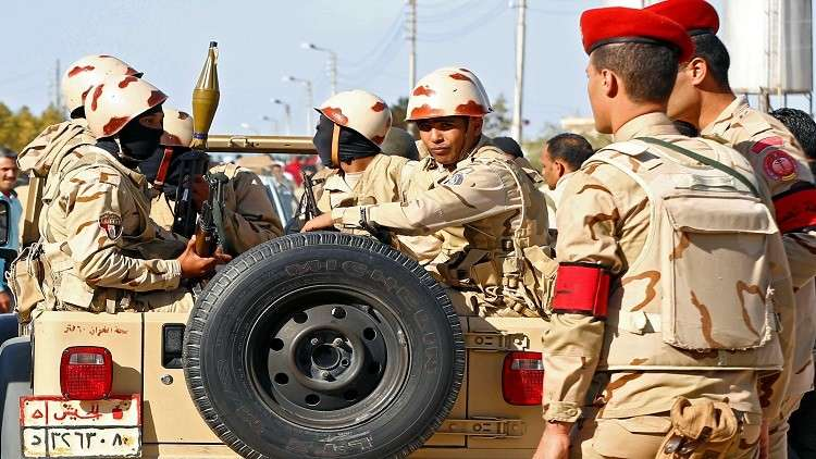 الحكومة المصرية تصدر قرارا بحظر التجوال في سيناء