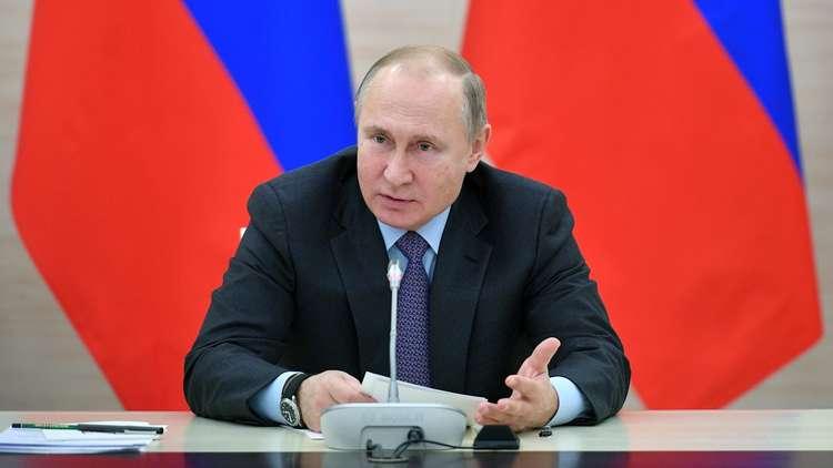 بوتين: لن نغض الطرف عن نشر الصواريخ الأمريكية وسنرد بشكل فعال