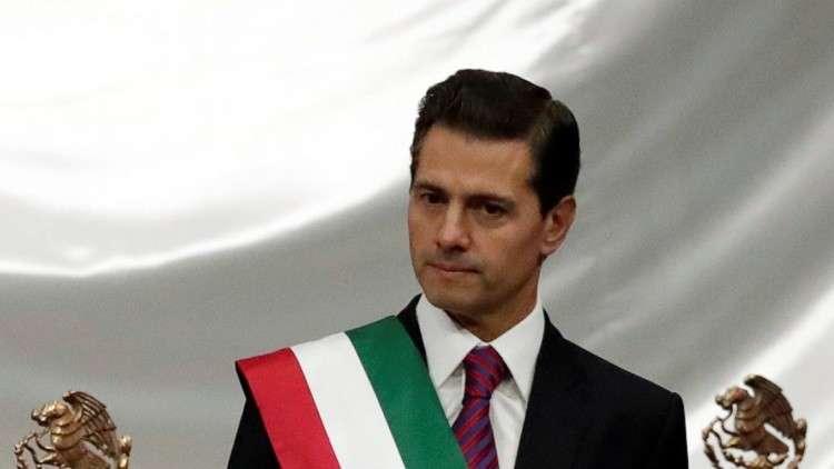 شاهد.. زعيم أخطر عصابة مخدرات مكسيكية قدم 100 مليون دولار لرئيس الدولة