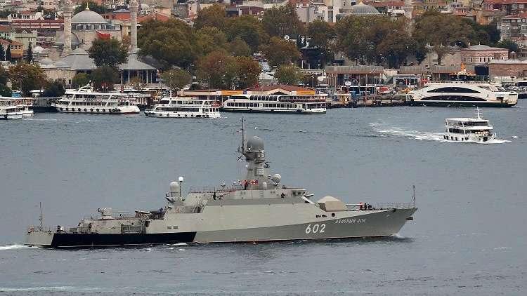 قائد عسكري أمريكي يطالب بإنشاء سفن غير مأهولة لاحتواء خطر روسيا والصين