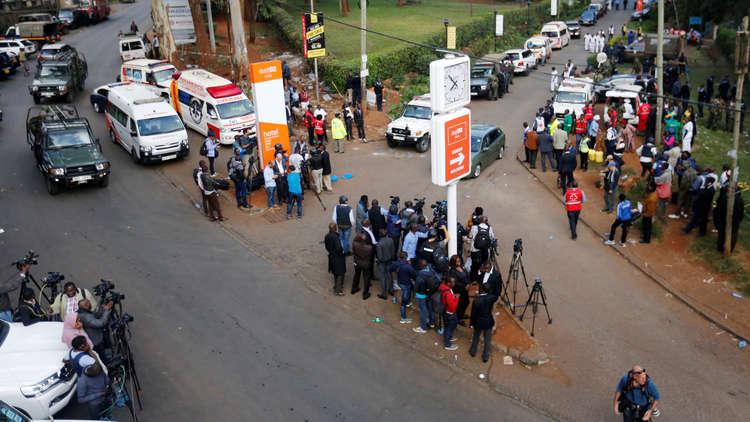 ارتفاع حصيلة قتلى الهجوم في نيروبي إلى 21