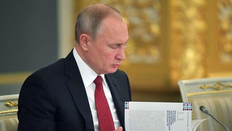 بيسكوف: عزوبية بوتين لا تؤثر على أداء مهامه الرئاسية