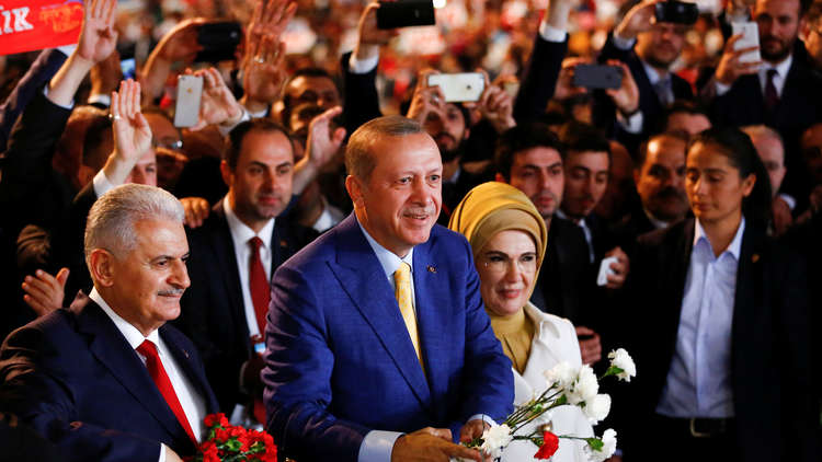 حزب أردوغان قد يخسر بالانتخابات البلدية في المدن الكبيرة
