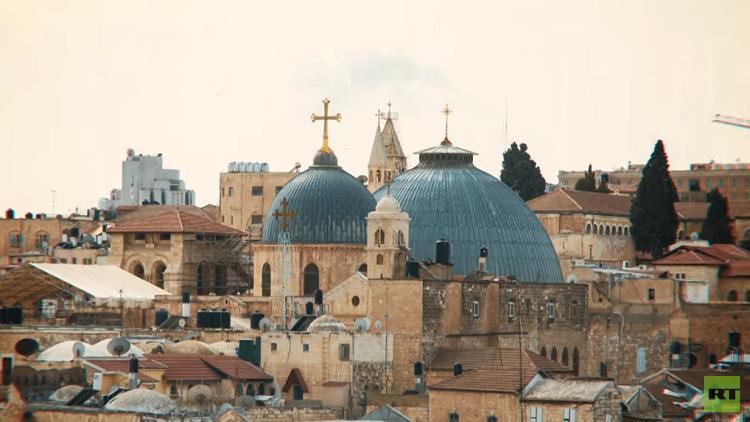 تمثال مسيء للسيد المسيح في إسرائيل يثير غضبا عارما (صورة)