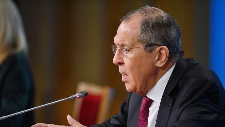 لافروف: اتفاق إدلب لا يمنح الإرهابيين حرية التصرف ويجب تسليم شرق الفرات لدمشق