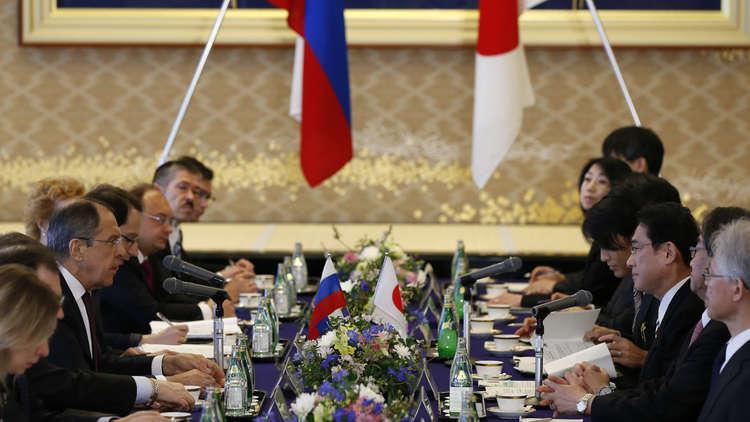 روسيا واليابان تفترقان