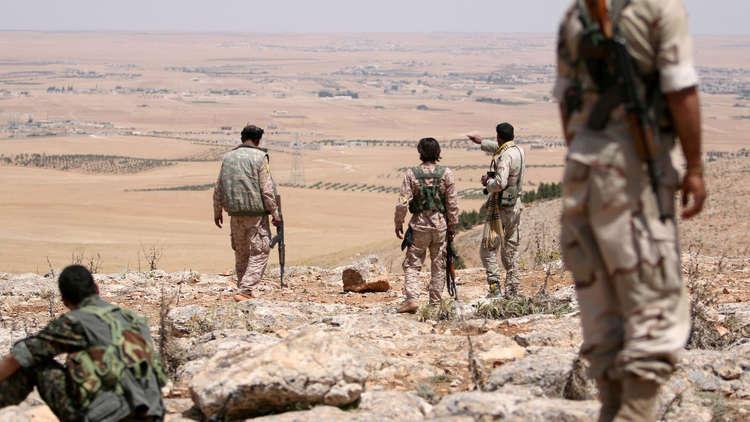 التسوية السورية وضعت تحت المسألة الكردية