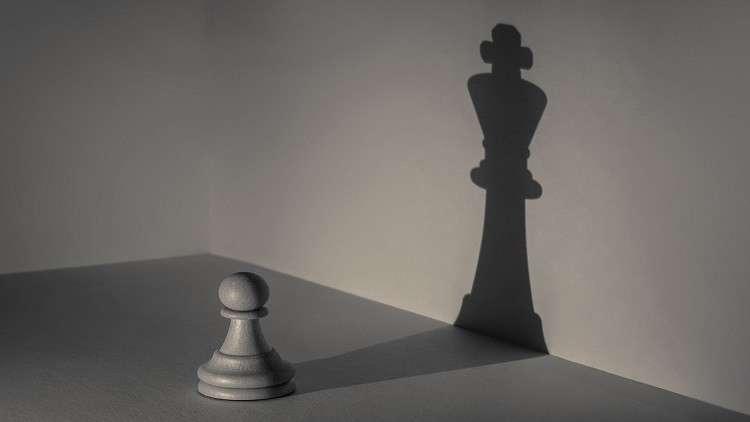 اكتشاف قطع شطرنج