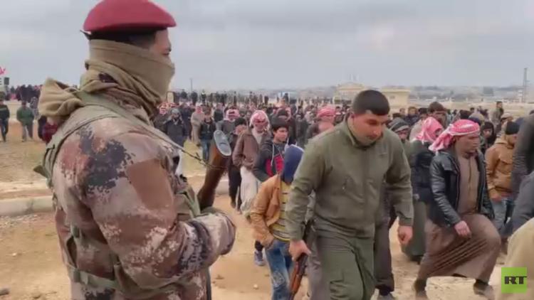 الأكراد يرفضون منطقة آمنة بإدارة تركية