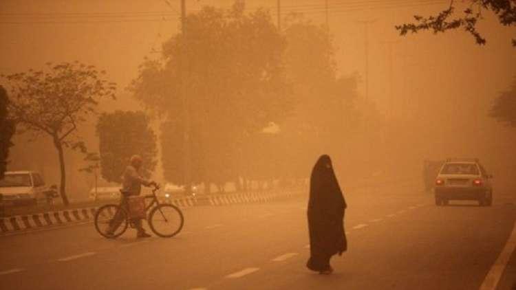 عاصفة شديدة تضرب مصر