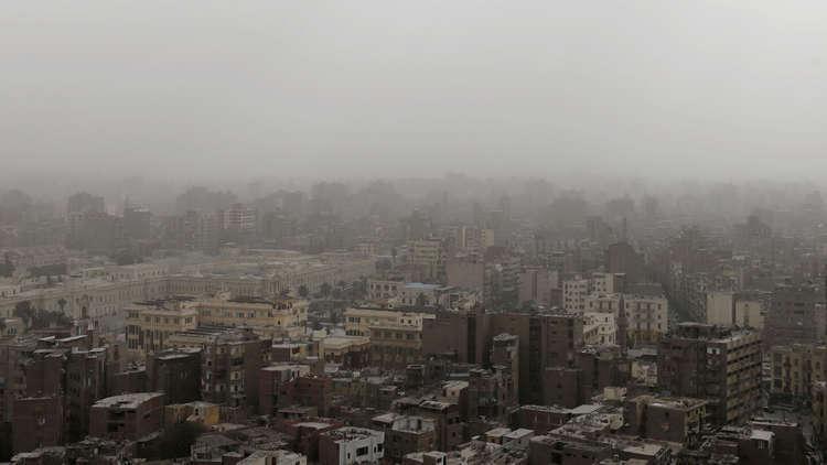 غضب الطقس يتسبب بكوارث في مصر