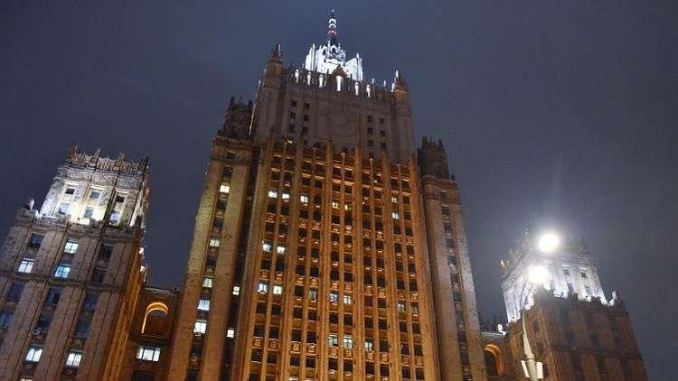 موسكو: واشنطن تحضر لاستفزاز يتهم روسيا بدعم
