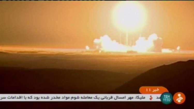 إيران تكشف مكان سقوط قمرها الاصطناعي