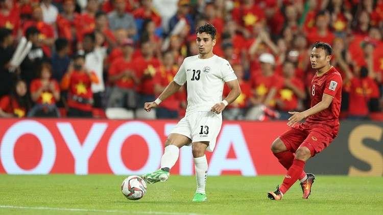 فيتنام تتغلب على اليمن وتنعش آمالها في التأهل لثمن نهائي كأس آسيا