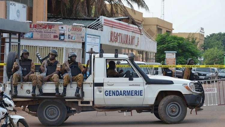 اختطاف مواطن كندي في بوركينا فاسو