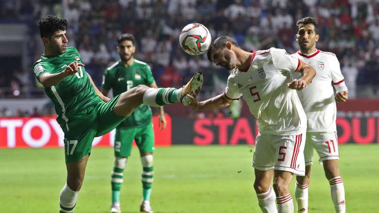 كأس آسيا 2019.. إيران تحافظ على الصدارة بتعادلها مع العراق