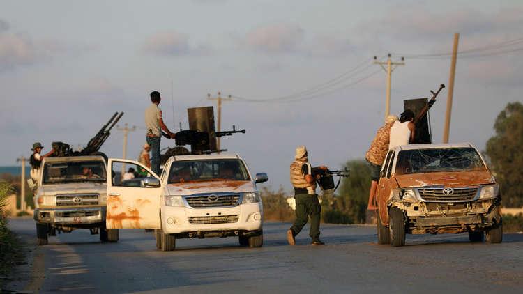 الصحة الليبية: مقتل 5 أشخاص باشتباكات مسلحة في طرابلس