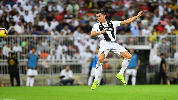 بفضل رونالدو .. يوفنتوس بطلا للسوبر الإيطالي للمرة الثامنة