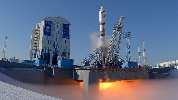 روسيا تختبر صاروخا فضائيا جديدا قادرا على حمل مركبة مأهولة